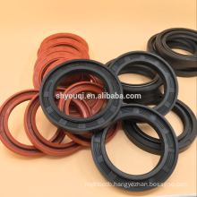 Factory Direct Sale TC NBR FkM CR Rubber Oil Seals Mechanical Oil seals Hydraulich Pump Oil seaing parts